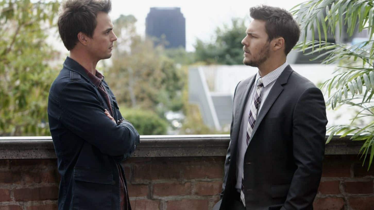 Beautiful anticipazioni: Liam e Wyatt indagano avvicinandosi finalmente, alla verità