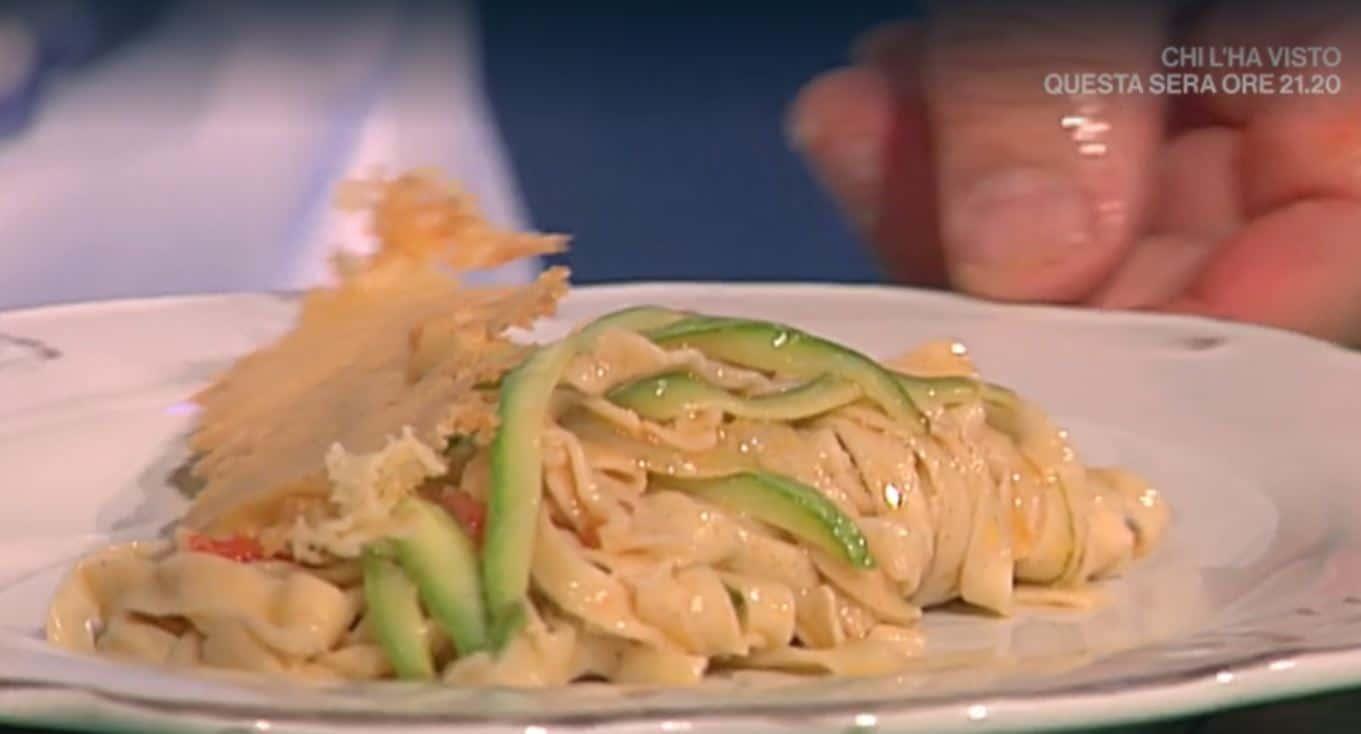 Da Geo la ricetta delle tagliatelle d'Abruzzo
