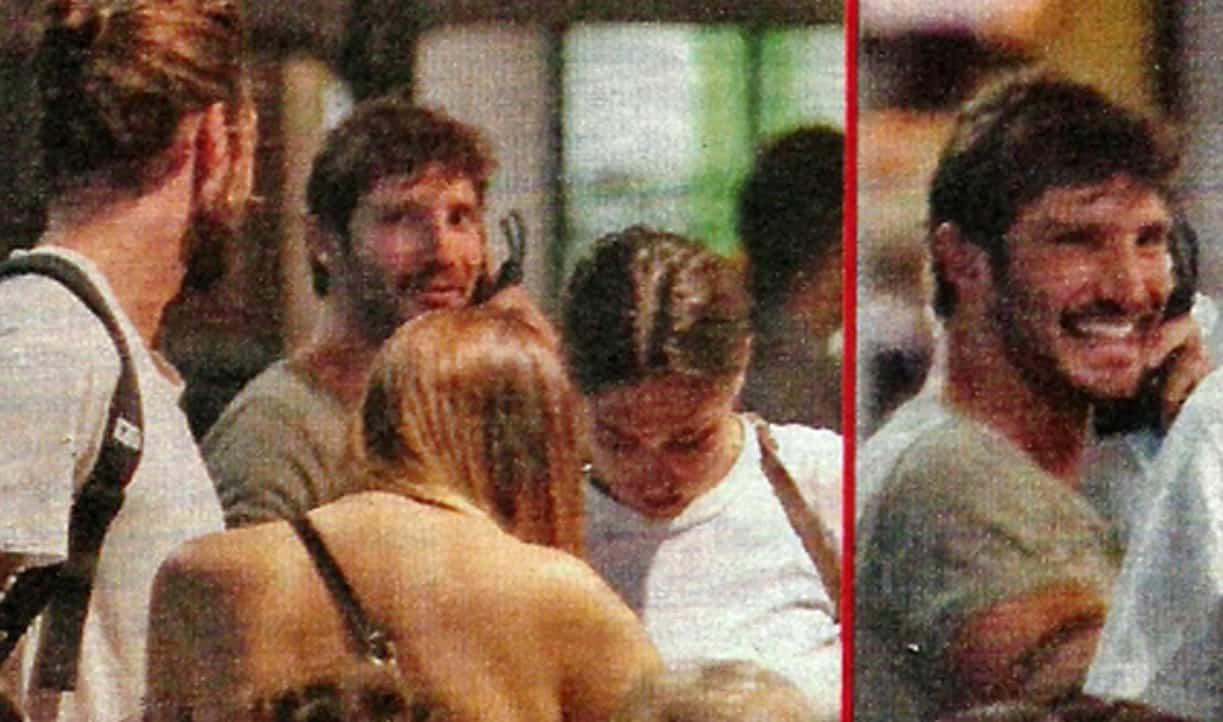 Altro incontro tra Stefano De Martino e Cecilia Rodriguez ma solo Ignazio lo saluta (Foto)