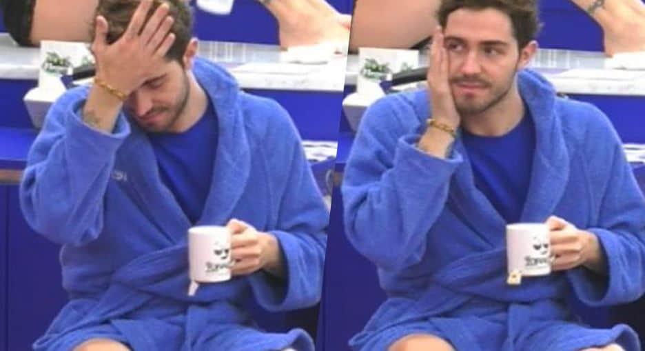 GF VIP 5 news, Tommaso Zorzi continua a non stare bene: racconta ai compagni dell'ospedale