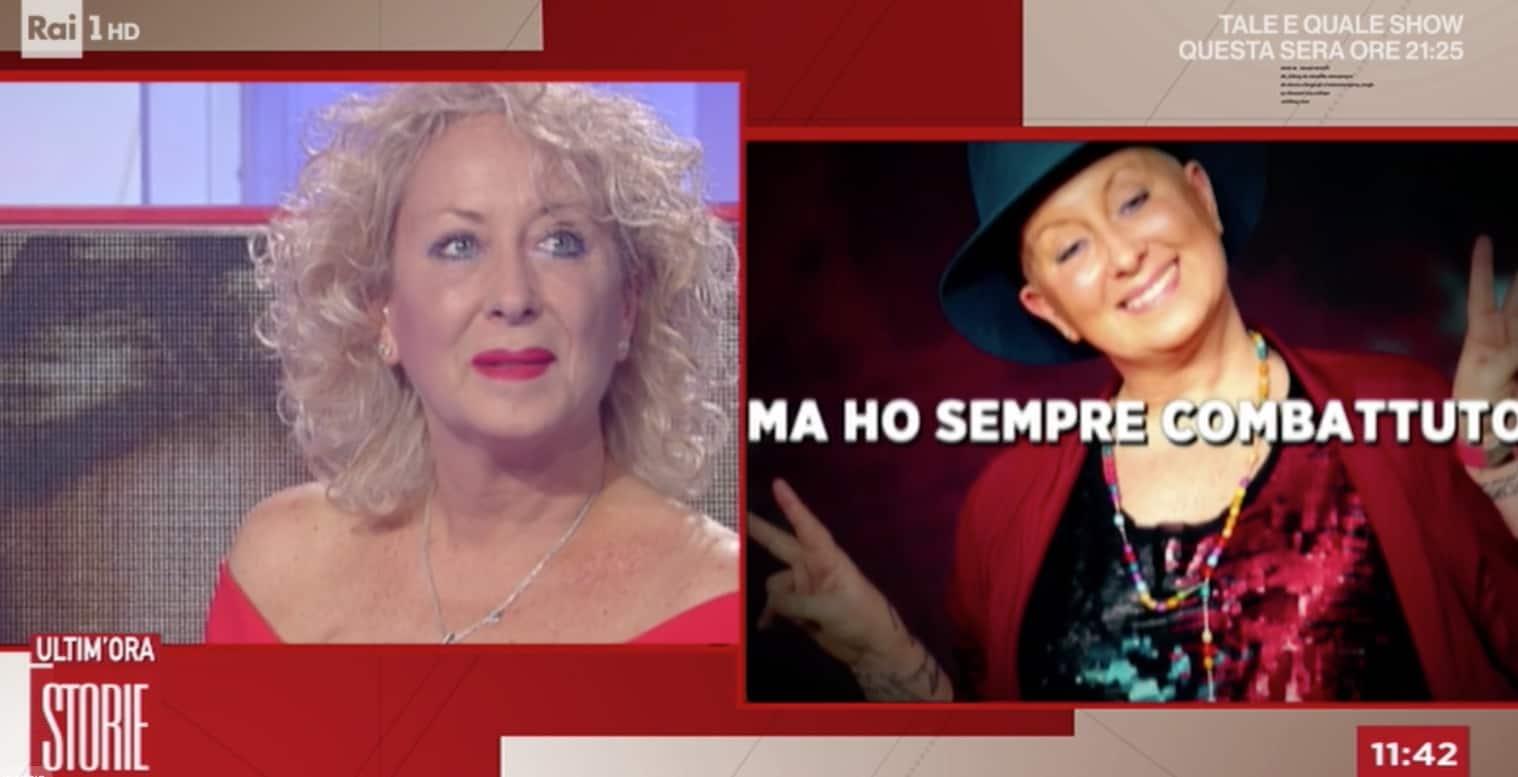 """Emozioni con Carolyn Smith a Storie Italiane: """"Non devo piangere, devo essere felice"""" (Foto)"""