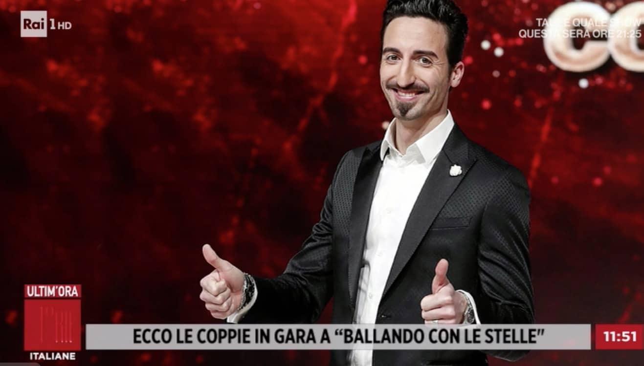 Samuel Peron: è mistero sulla sua presenza a Ballando con le Stelle, Eleonora Daniele azzarda anticipazioni (Foto)