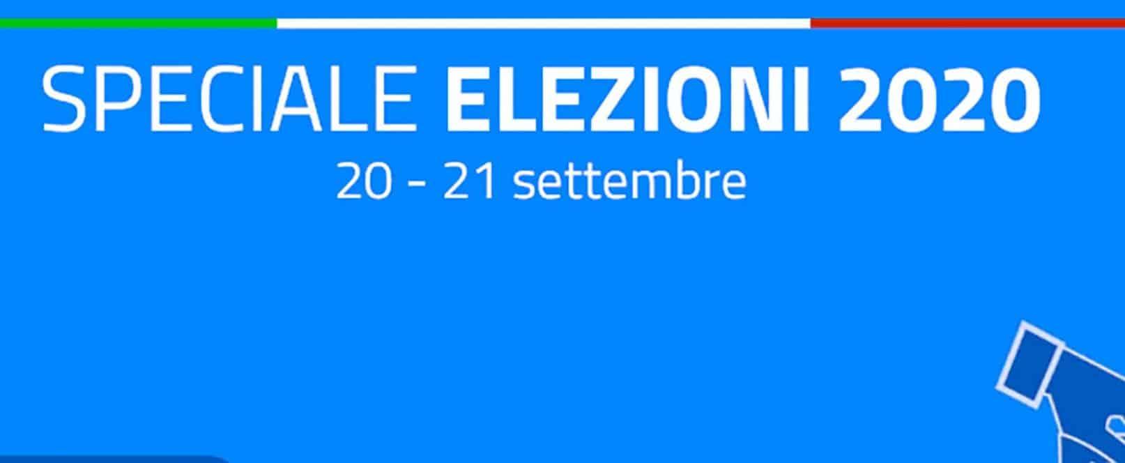 Elezioni in tv: la programmazione Rai cambia per seguire Referendum e Regionali
