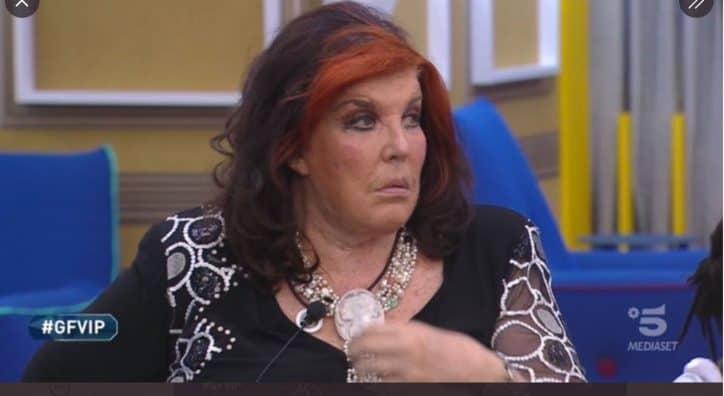 GfVip, Flavia Vento lascia la casa in lacrime: