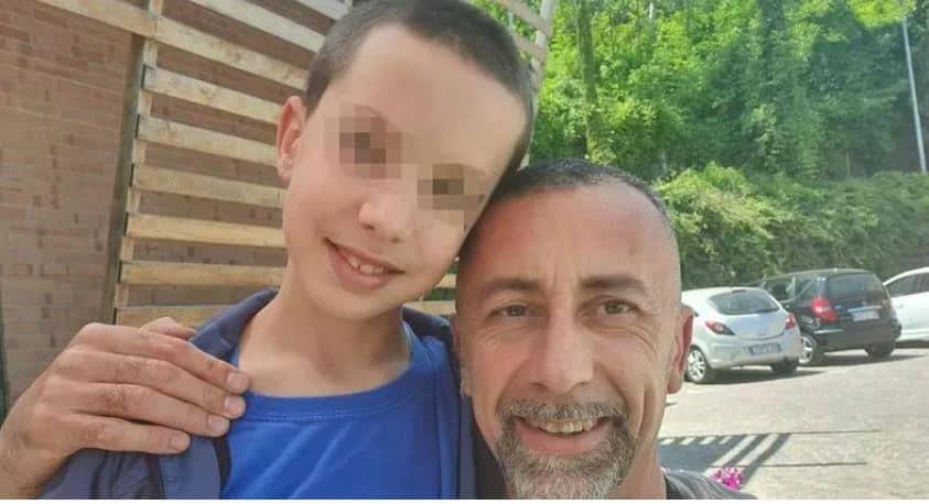 A Rivara Claudio uccide il suo bambino di 11 anni e poi si toglie la vita
