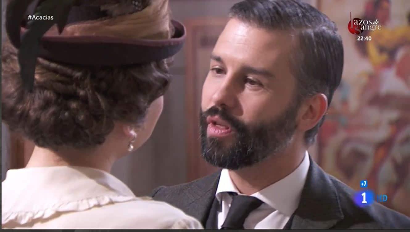 Una vita anticipazioni: Cinta ed Emilio costretti a lasciarsi? Camino disperata