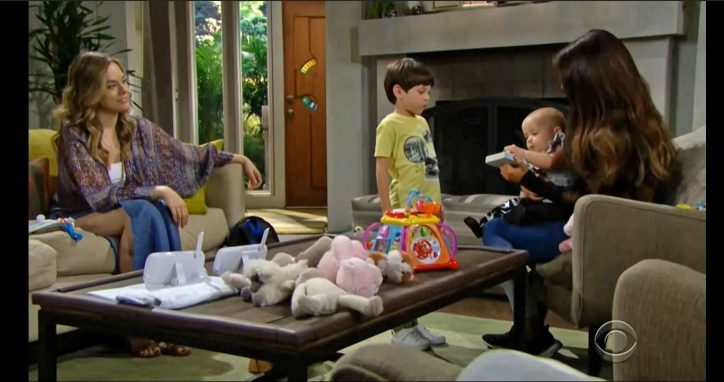 Beautiful, anticipazioni 20-26 settembre: Douglas rivela che Phoebe è Beth