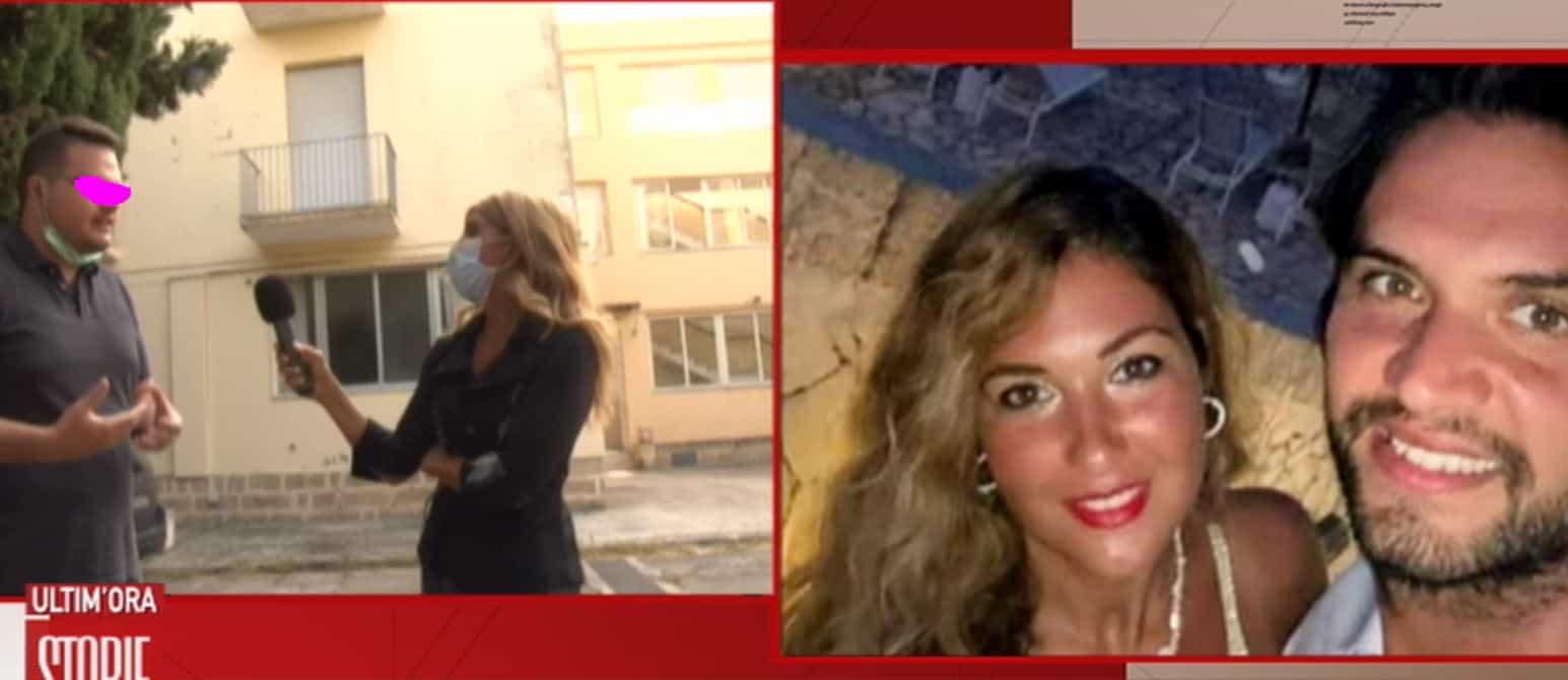 A Storie Italiane un testimone del duplice omicidio a Lecce: è caccia al killer di nome Andrea