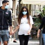 Giorgia Palmas in sala parto? Filippo Magnini non la lascerà sola un attimo (Foto)
