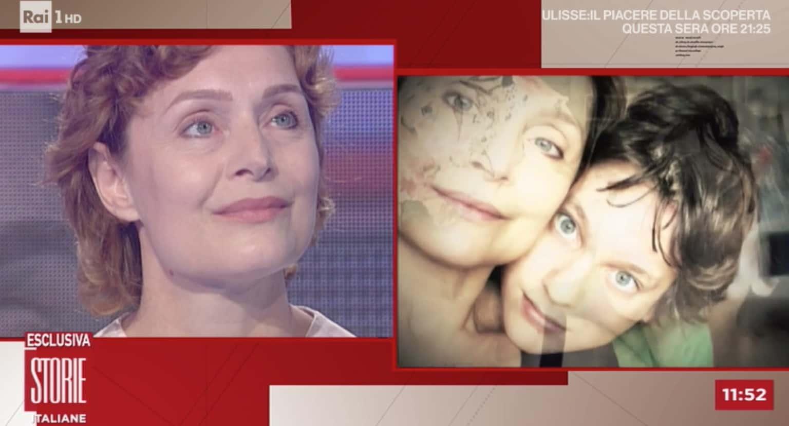 Sabrina Paravicini a Storie Italiane: ha mostrato la sua malattia andando oltre il tumore (Foto)