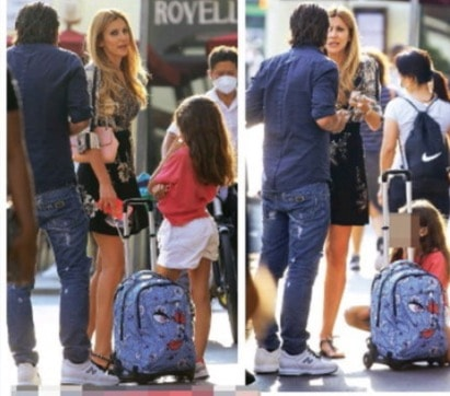 Adriana Volpe, la lite in strada con il marito beccata dai paparazzi (Foto)  | Ultime Notizie Flash
