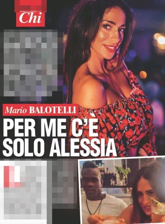Mario Balotelli innamorato di un'ex corteggiatrice, ha già conosciuto la famiglia (Foto)