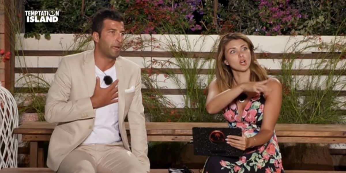 Temptation Island 2020: Anna e Gennaro, colpo di scena finale al falò