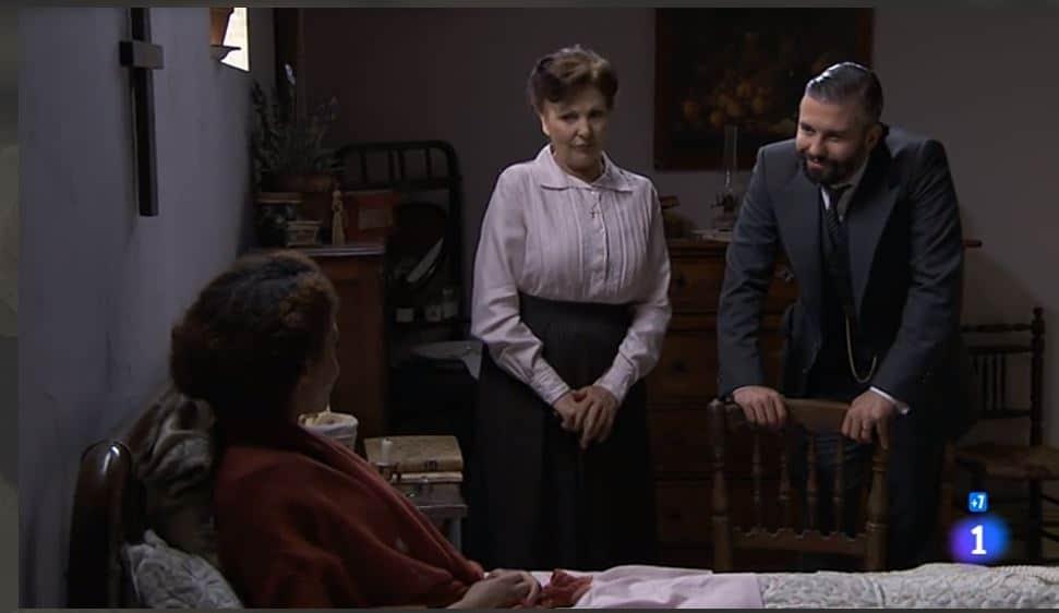 Una vita anticipazioni: Marcia e Genoveva le done di Felipe, chi sceglie?
