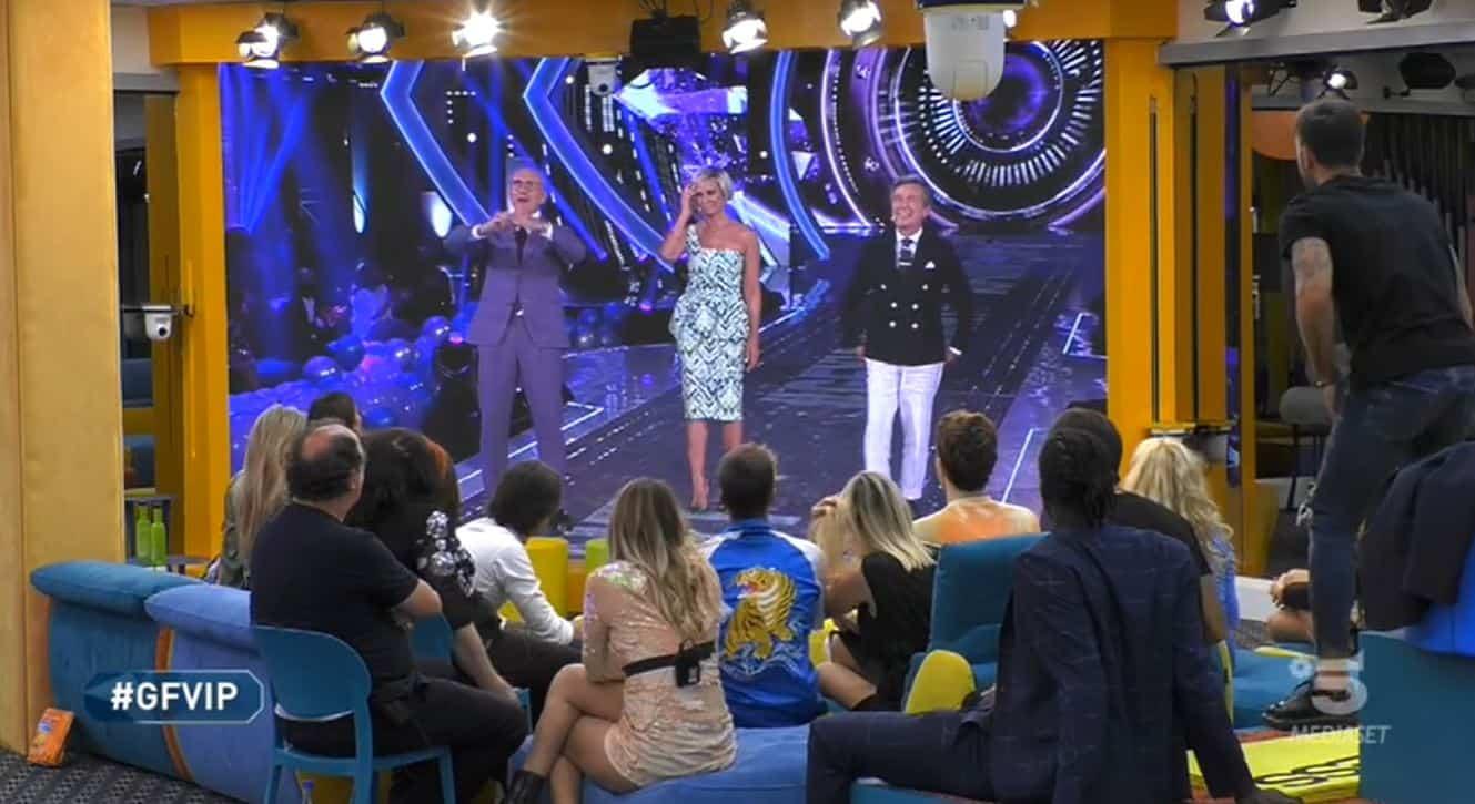 GF VIP 5, i nominati della quarta puntata: si scaldano gli animi