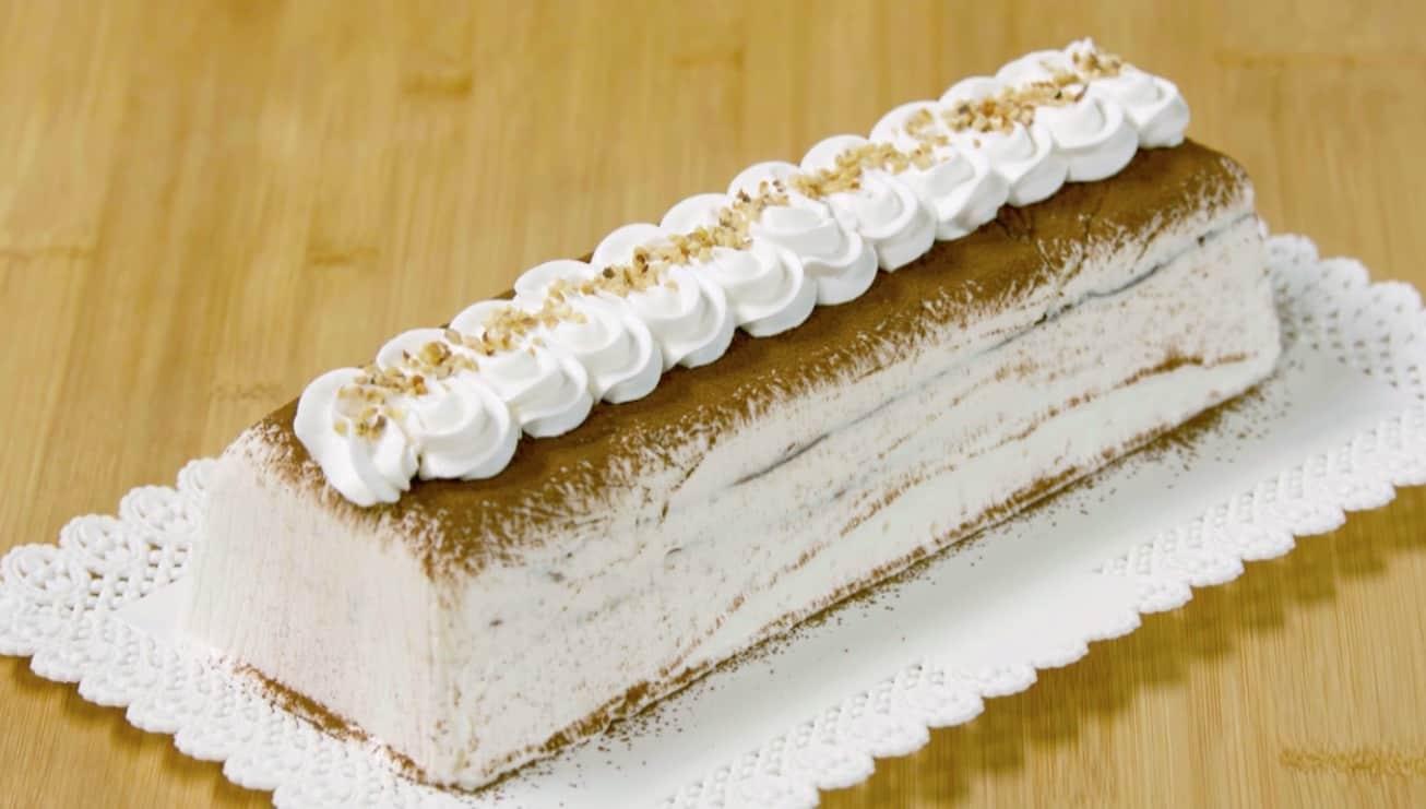 Le ricette di Benedetta Rossi, il tronchetto vaniglia e cioccolato da Fatto in casa per voi