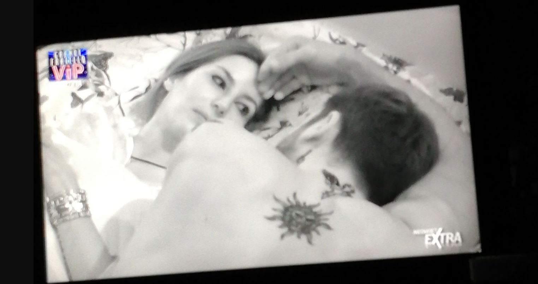 Elisabetta Gregoraci e Pierpaolo Petrelli si sono baciati? La prima coppia del GF VIP 5 potrebbe essere nata
