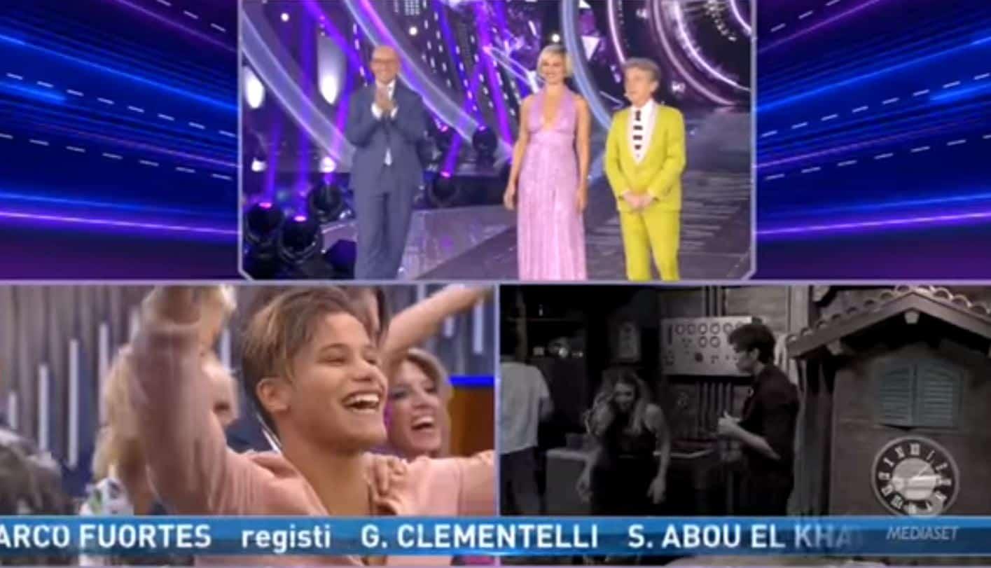 GF VIP 5 eliminato Abbate, i nominati della quinta puntata
