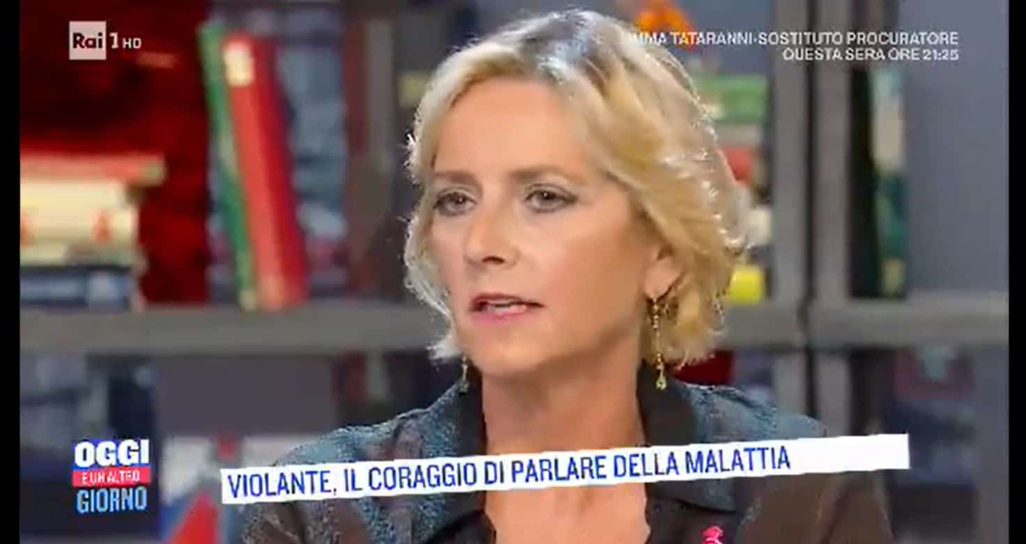 Violante Guidotti a Oggi è un altro giorno: la sua lotta contro la leucemia e la vittoria finale