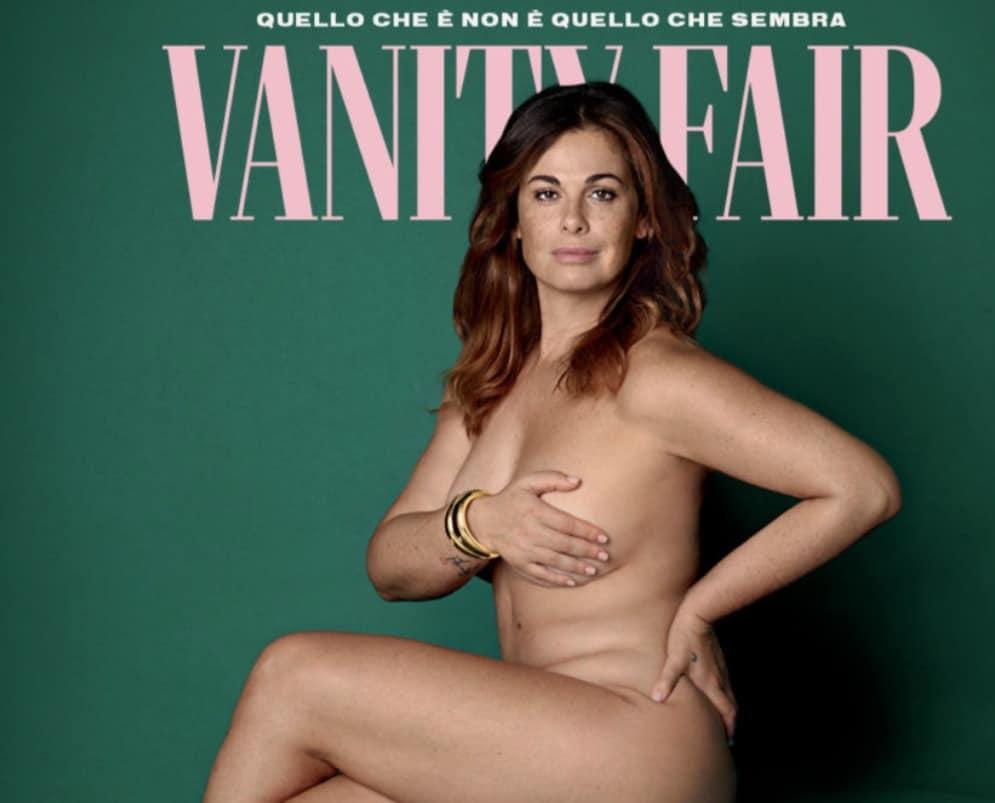 Vanessa Incontrada nuda su Vanity Fair, il suo corpo diventa un messaggio per tutti (Foto)