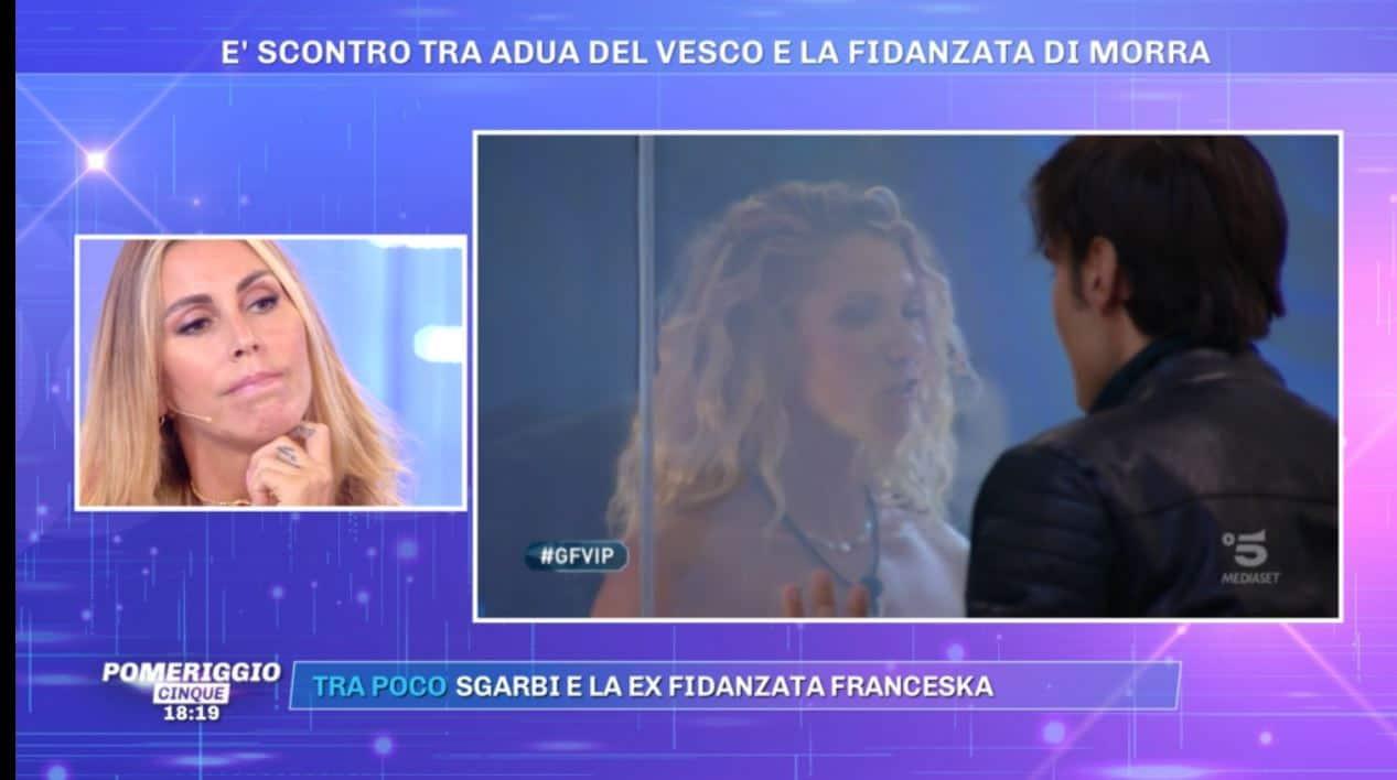 """Guendalina Canessa da Pomeriggio 5: """"Credo che Massimiliano Morra sia gay"""""""