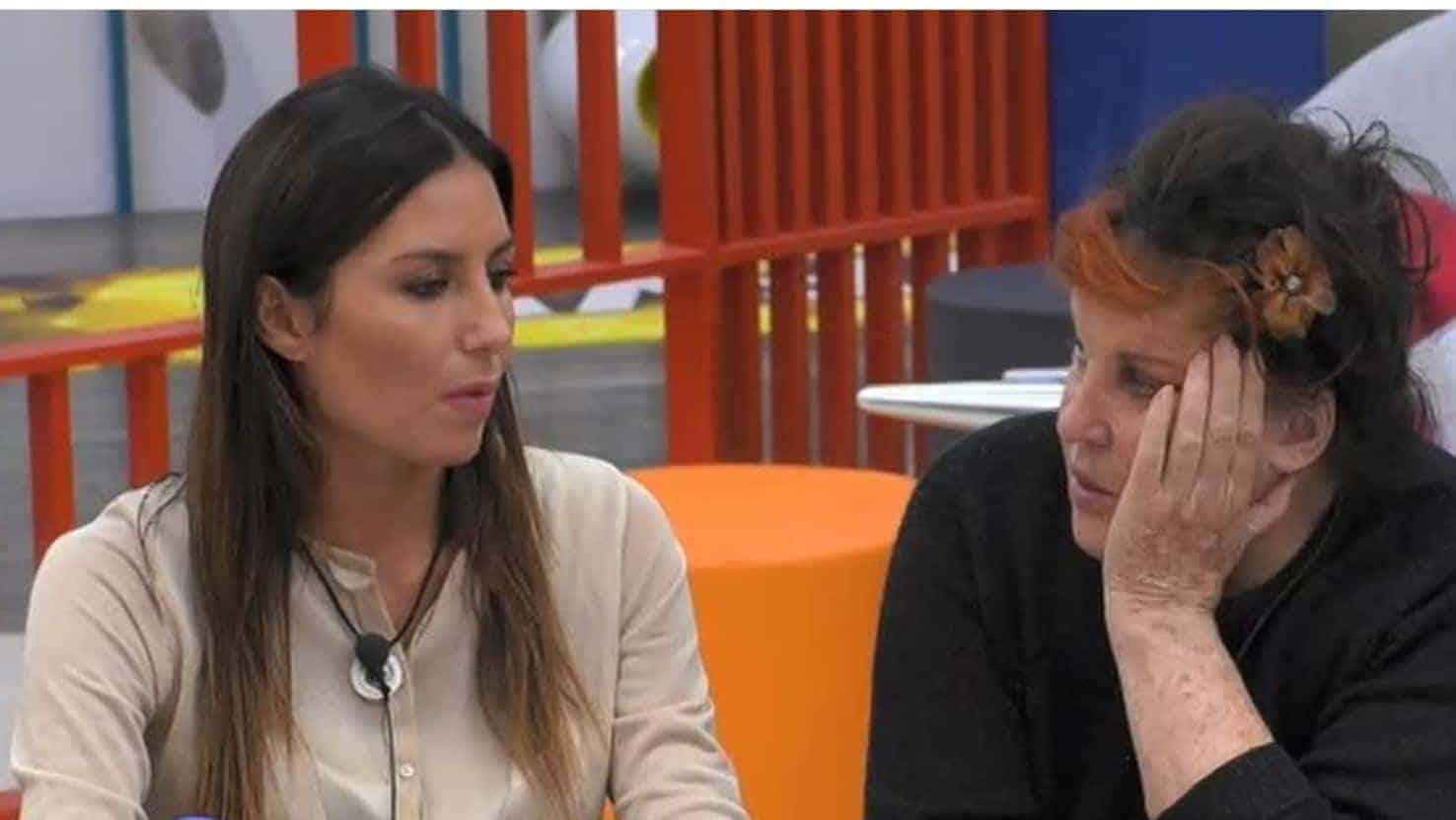 Elisabetta Gregoraci al GF VIP5 rivela perchè è finita con Flavio Briatore