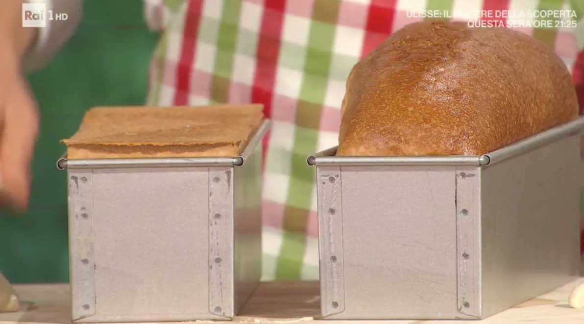 Pane in cassetta di Fulvio Marino, la ricetta di E' sempre mezzogiorno