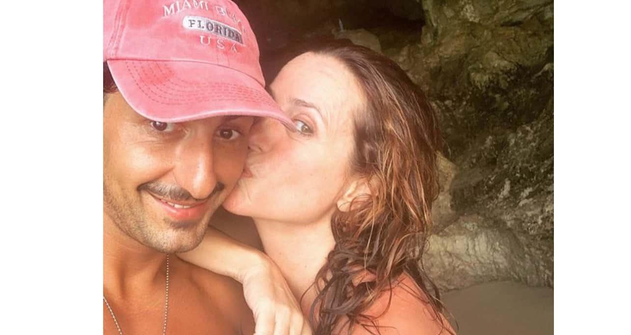 Chiara Giordano presenta il suo compagno, l'ex di Raoul Bova bellissima e felice (Foto)
