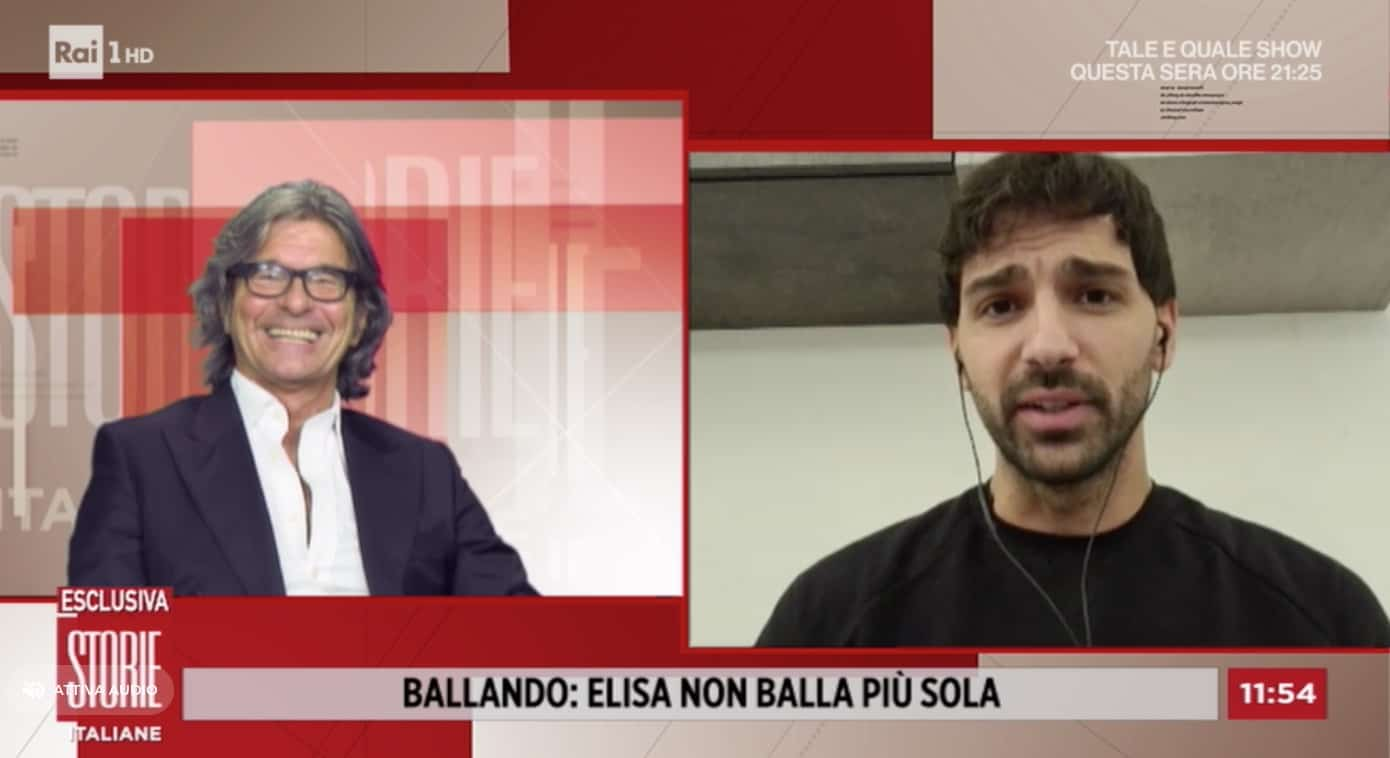 Raimondo Todaro risponde sul gossip con Elisa Isoardi: è scoppiato l'amore? (Foto)