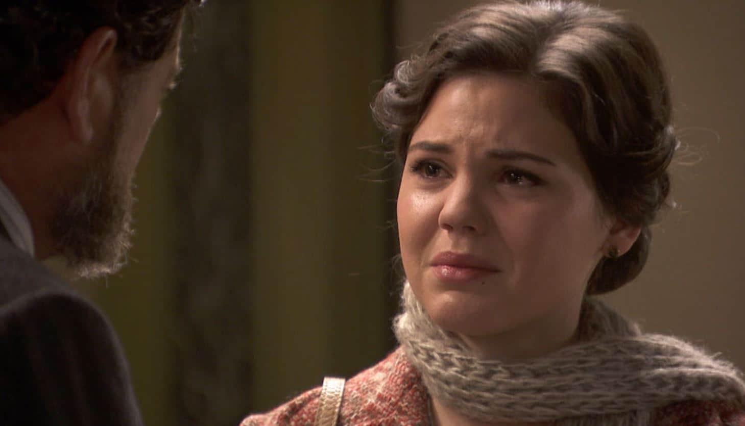 Il segreto anticipazioni, si torna domenica: Marcela è incinta ma chi è il padre del bambino?