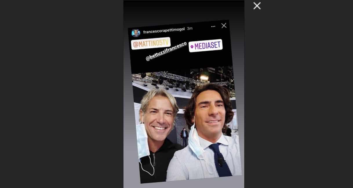Perché l'ex di Elisabetta Gregoraci è in tv? Dopo Live c'è Mattino 5 (Foto)