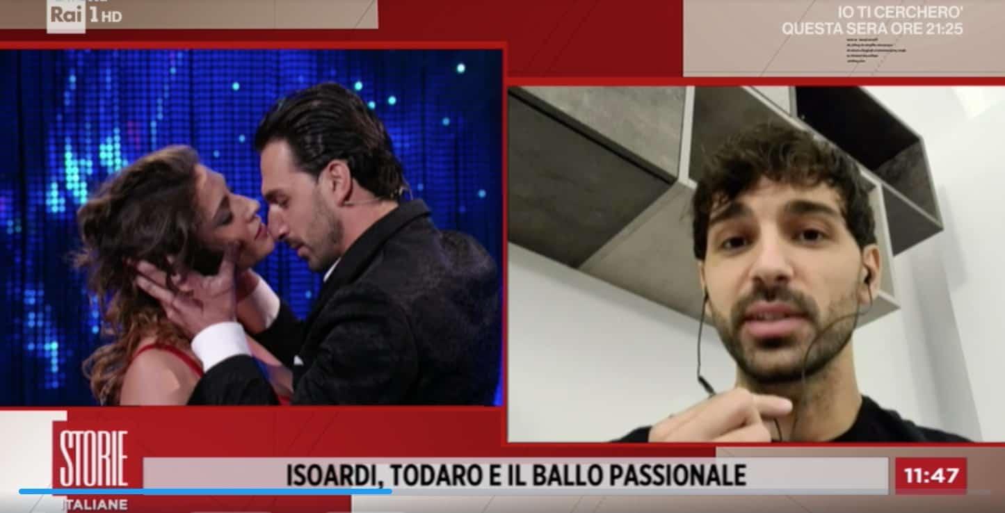 Raimondo Todaro dovrebbe fermarsi ma non lascia Elisa Isoardi a un altro ballerino (Foto)
