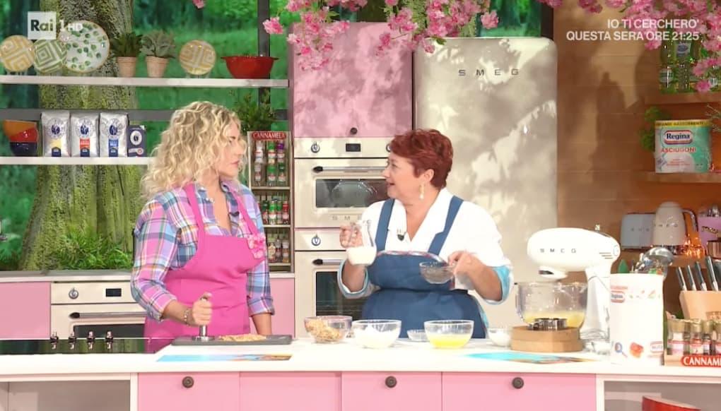 Plumcake briciola la ricetta di Zia Cri per E' sempre mezzogiorno