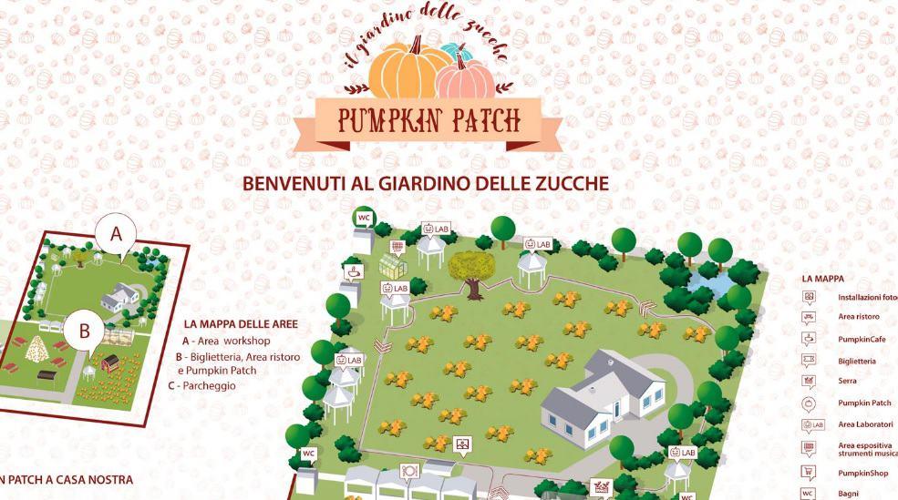 Il Giardino delle Zucche per un Halloween tutto italiano