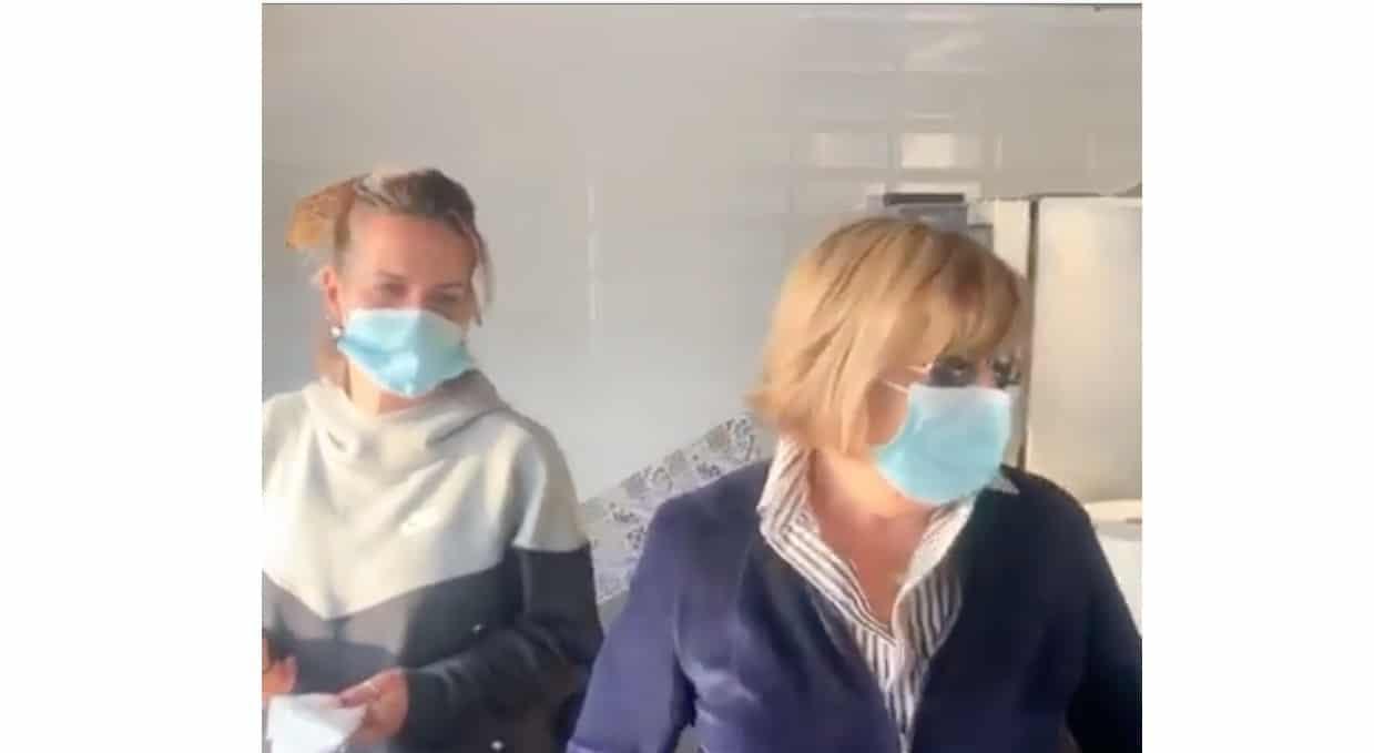 Anna Moroni sta per tornare in tv e mostra la cucina (Video)