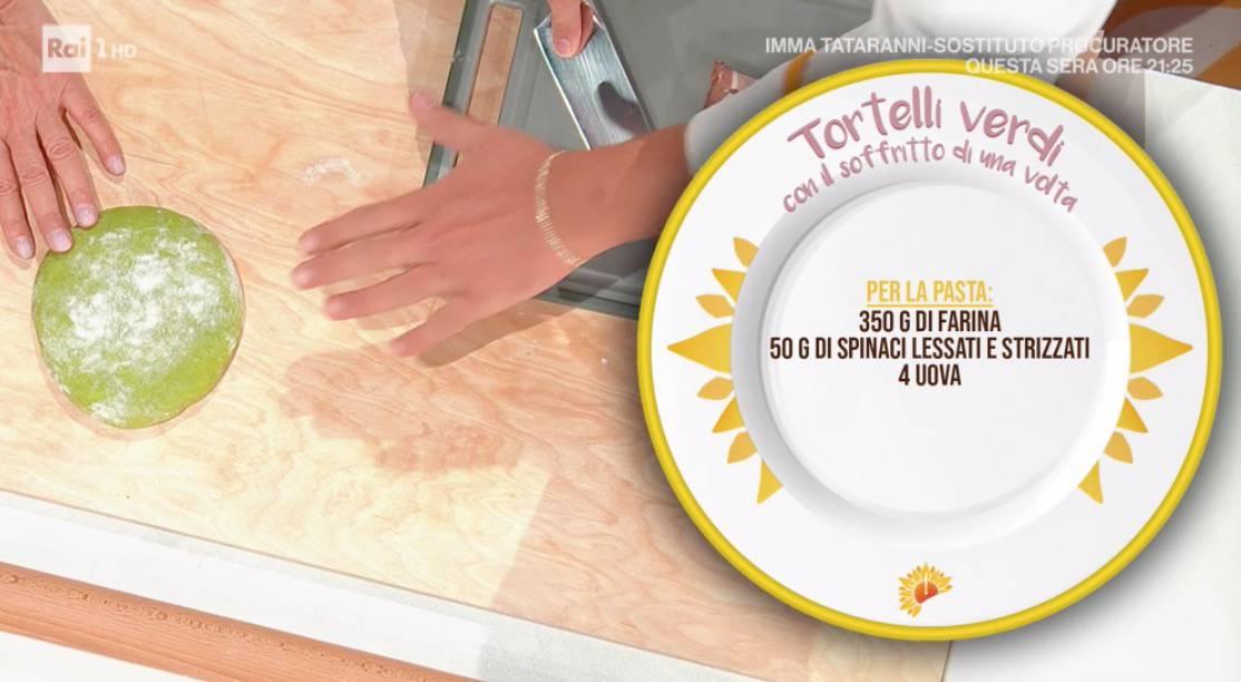 Ricette E' sempre mezzogiorno: tortelloni di patate di Daniele Persegani