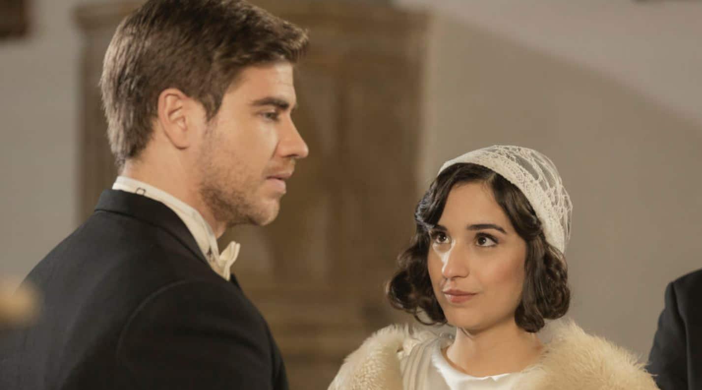 Il segreto anticipazioni: Rosa e Adolfo si sposeranno nonostante tutto?