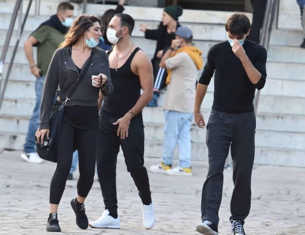 Elisa Isoardi e Raimondo Todaro si lasciano andare dopo le prove e i fan sognano (Foto)