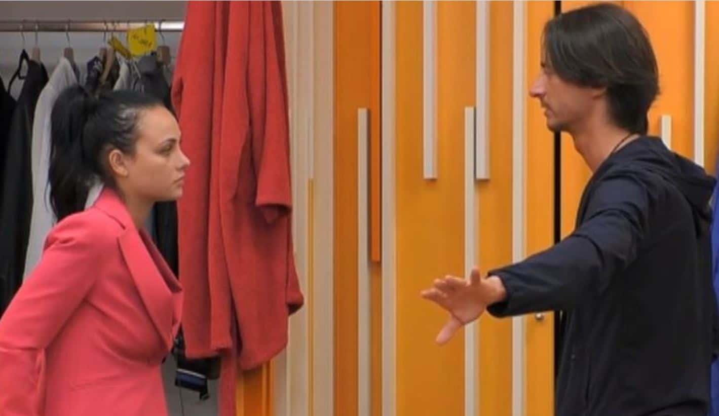 Francesco Oppini alza un muro con Dayane Mello e spiega ad Adua il motivo