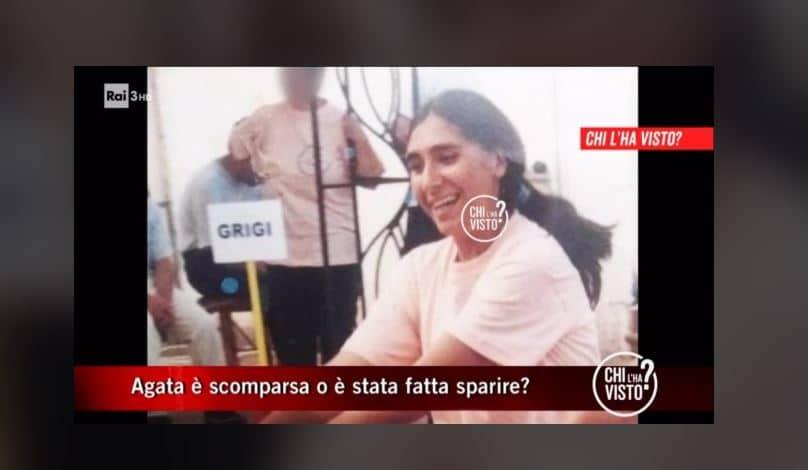 Agata Scuto: i giornalisti di Chi l'ha visto indagano ma vengono minacciati