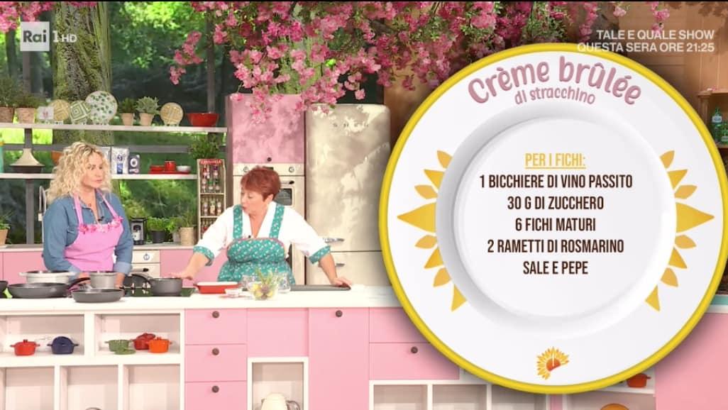 Per E' sempre mezzogiorno la ricetta salata della créme brulée di Zia Cri (Foto)