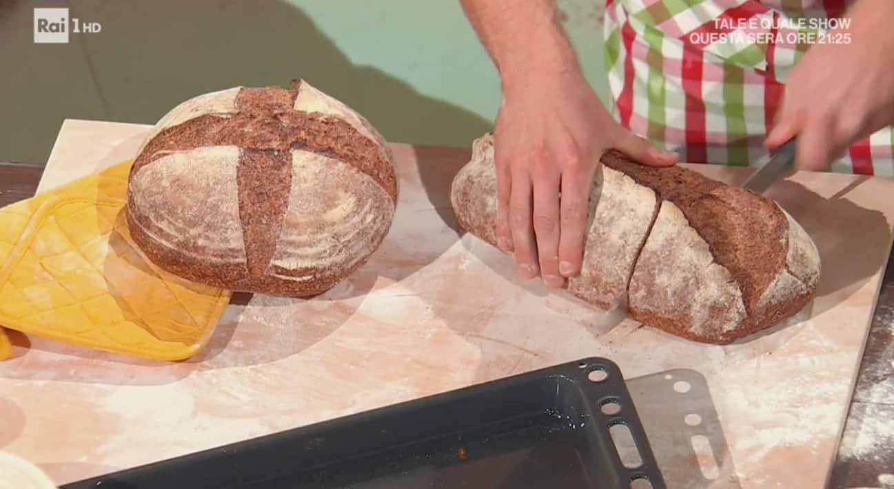 La ricetta del pane integrale di Fulvio Marino da E' sempre mezzogiorno