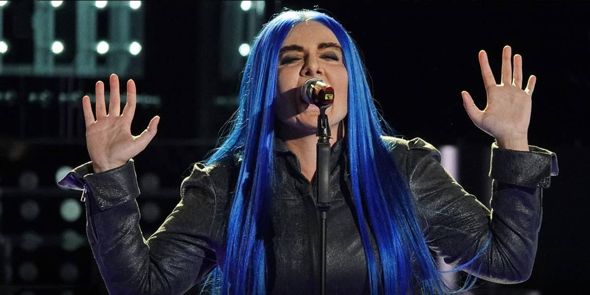 Tale e Quale Show 2020: Francesca Manzini imita Loredana Bertè che ringrazia in diretta