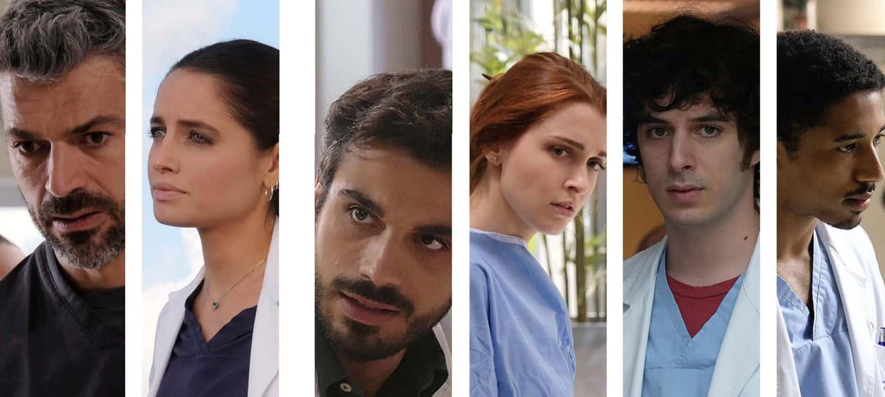 DOC-Nelle tue mani torna con la seconda stagione: tra coronavirus e verità da svelare
