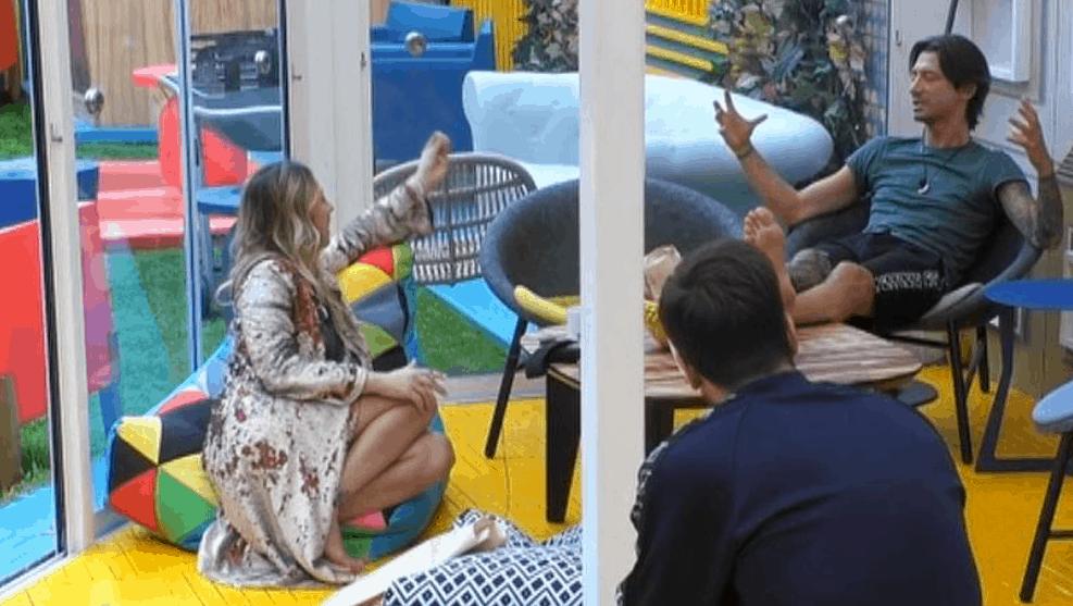 Myriam Catania contro la camera blu del GF Vip 5: ecco perché Tommaso Zorzi ha cambiato camera