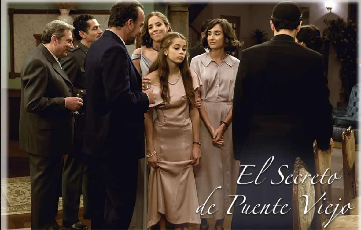 Il segreto anticipazioni: a Puente Viejo arriva Juan che punta subito Marta