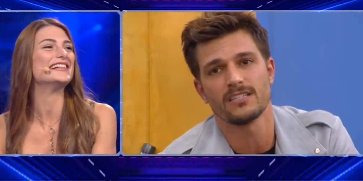 Grande Fratello VIP 5: volano insulti in diretta fra Franceska Pepe e Andrea Zelletta