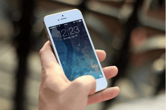 coronavirus e smartphone