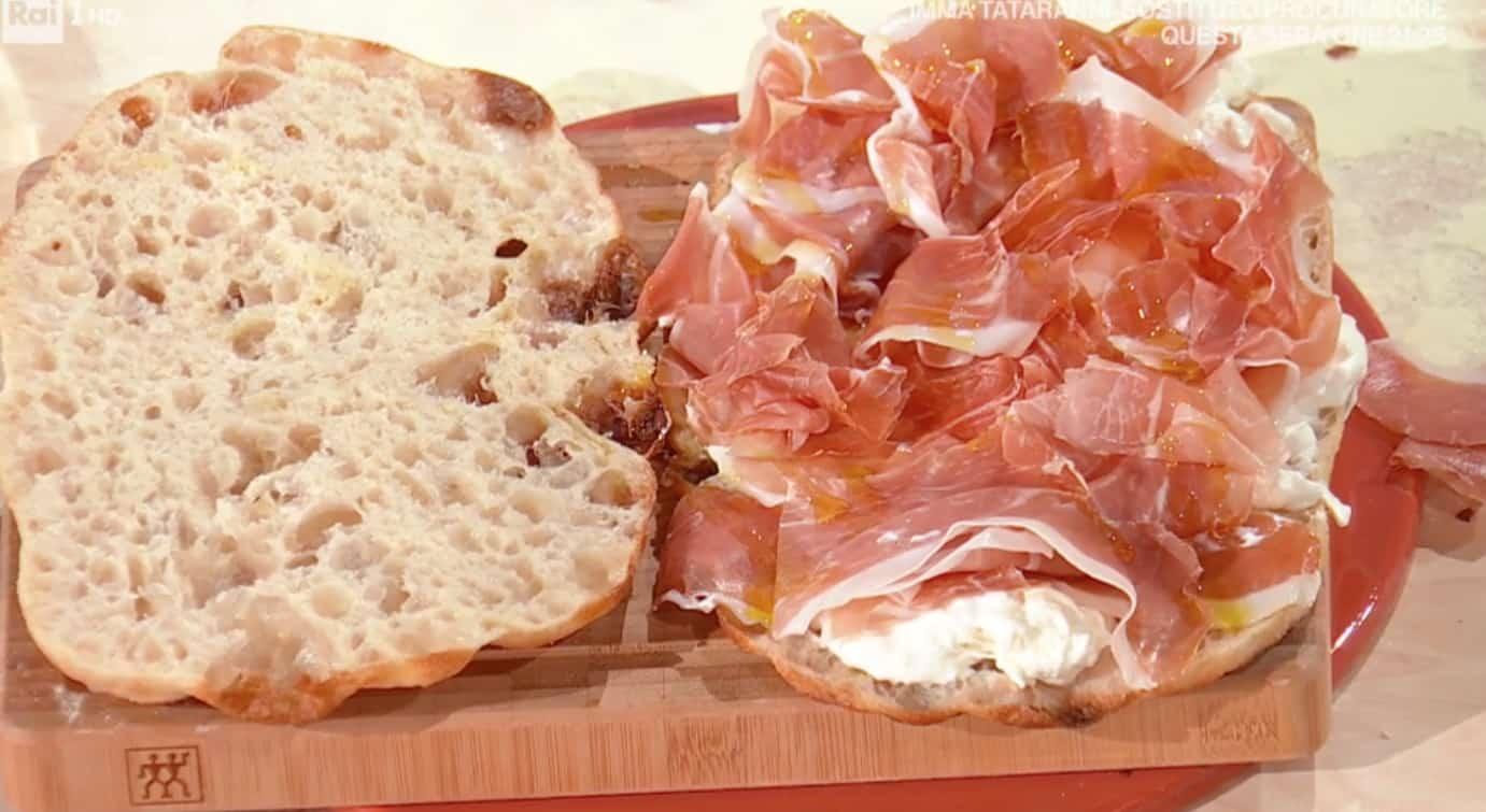 Pizza alla pala di Fulvio Marino, la ricetta di oggi E' sempre mezzogiorno