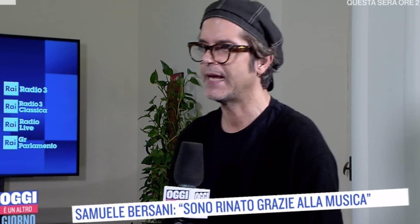 Samuele Bersani rinato grazie alla musica dopo la storia d'amore finita